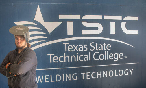 TSTC student J.T. Caraway finds passion for welding on family ranch