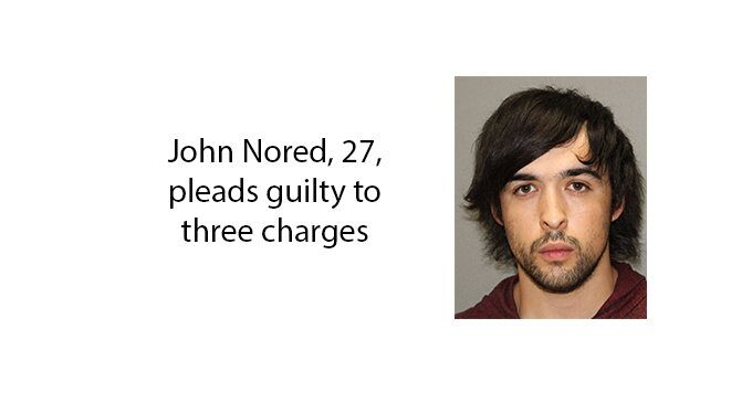 Nored pleads guilty, transferred to Middleton prison unit