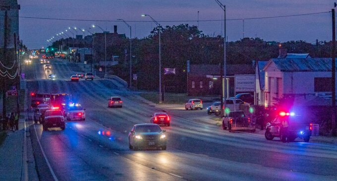 Local teen injured in pedestrian-vehicle accident on East Walker
