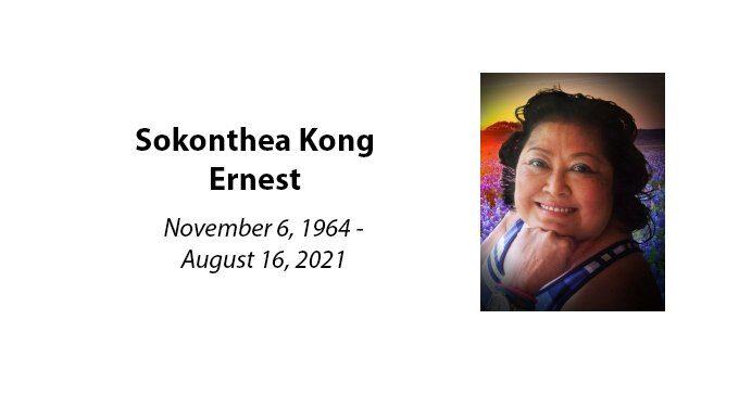 Sokonthea Kong Ernest