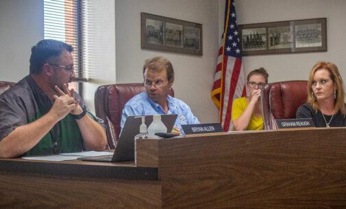 Breckenridge school board approves new high school principal, elementary assistant principal