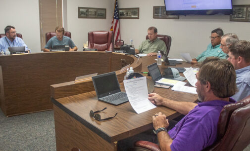 Breckenridge school board passes tax rate, budget; City to hold tax rate hearing this week
