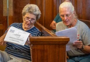 Jean Hayworth retires from community journalism career