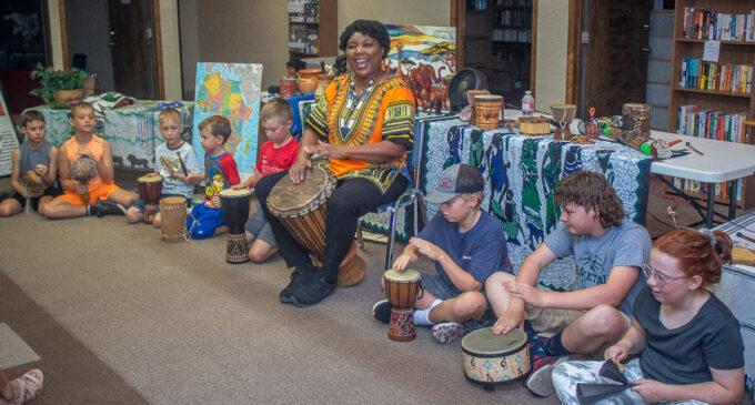 Safari Program brings the drumbeat of Africa to Breckenridge