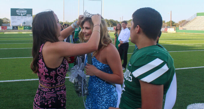 Samantha Smalley, Julian Eutimio named 2021 Homecoming Queen and King