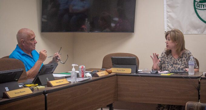 City Commissioners approve new budget, tax rate at September meeting