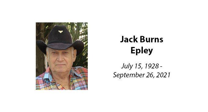 Jack Burns Epley