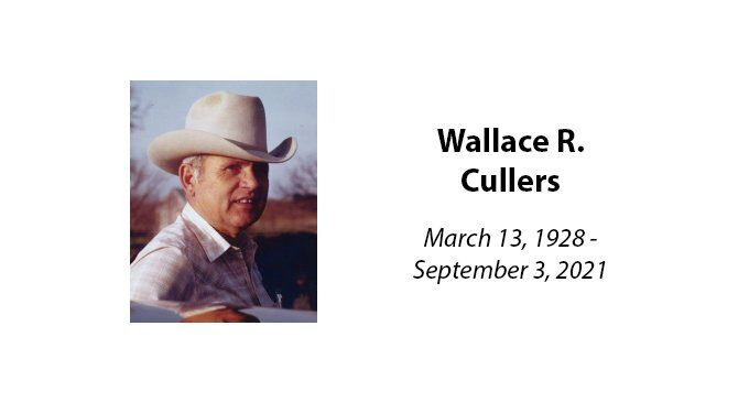 Wallace R. Cullers