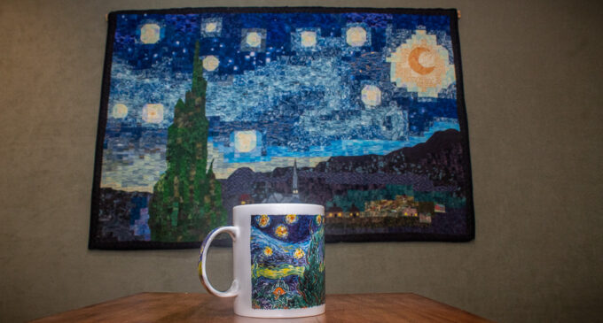 Artistic quilts of Maynard Westlake on exhibit at BFAC; reception slated for Sept. 30
