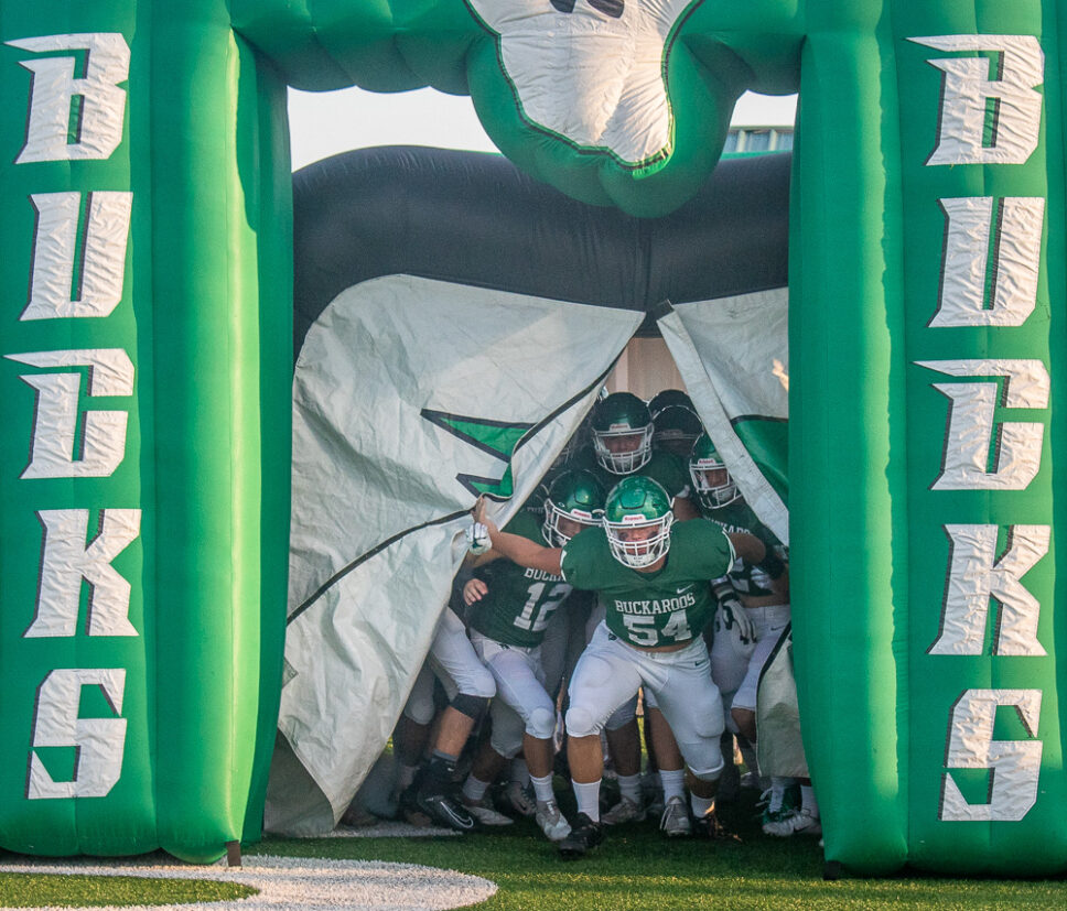 BHS 2021 Homecoming Game against Bells High School