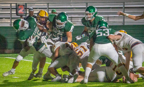 After Ballinger cancels, Buckaroos lose last-minute Homecoming game to Bells Panthers
