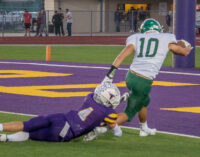 Victory over Early Longhorns moves Buckaroos to 2-0 in district play