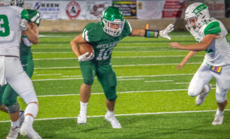 Bucks drop to 2-1 in district play with loss to Wall