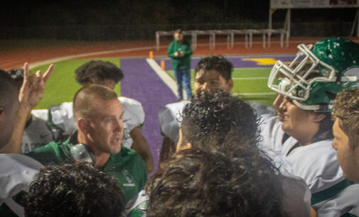 Breckenridge's Casey Pearce named 3A Coach of the Week by Dave Campbell's Texas Football
