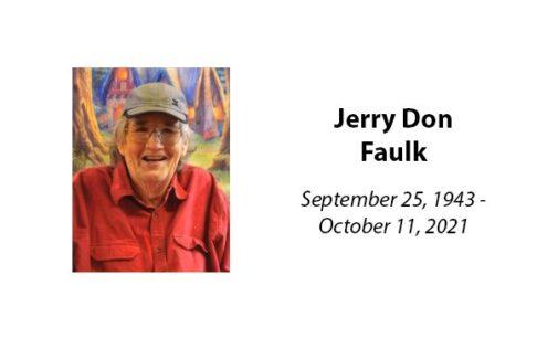 Jerry Don Faulk