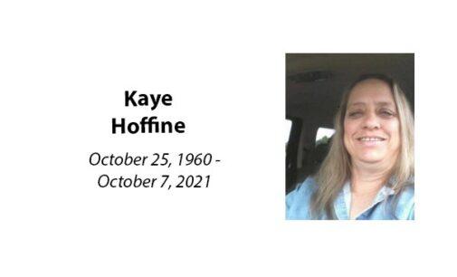 Kaye Hoffine