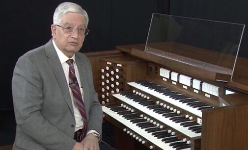 First Christian Church to dedicate new organ with concert for community