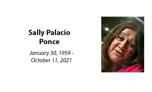 Sally Palacio Ponce