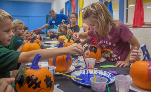 United Supermarket donates pumpkins to local elementaries; upcoming Halloween, fall festival events planned