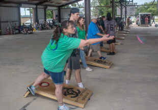 Lions Club's 2021 Scholarship Cornhole Tournament in pictures