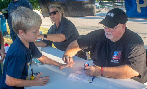 Community members turn out for annual National Night Out